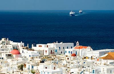Piraeus Atenas Ferries